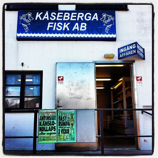 Kåseberga centrum