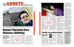 Rehab i Marbella blev Helenas räddning